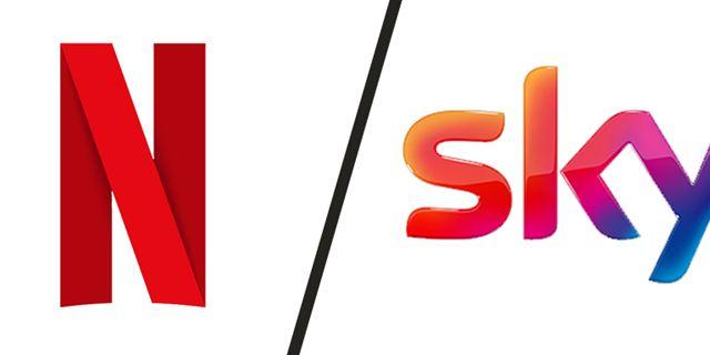 Partnerschaft der bisherigen Konkurrenten: Sky-Kunden sollen künftig auch Netflix bekommen