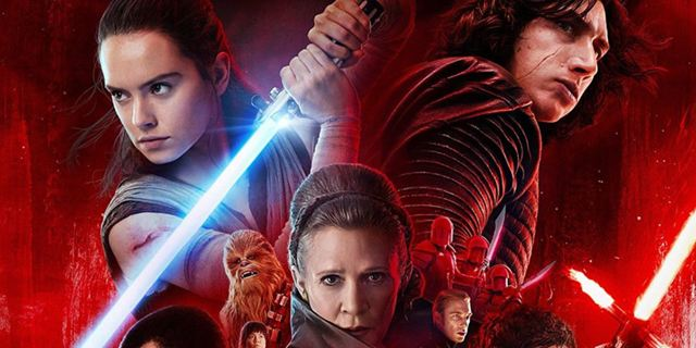 """Star Wars 8"": Rian Johnson lehnte J.J. Abrams' Story-Entwurf ab"