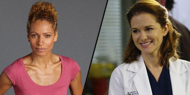 """Von """"Grey's Anatomy"""" zu """"Cagney & Lacey"""": April-Darstellerin Sarah Drew neben Michelle Hurd im Reboot"""