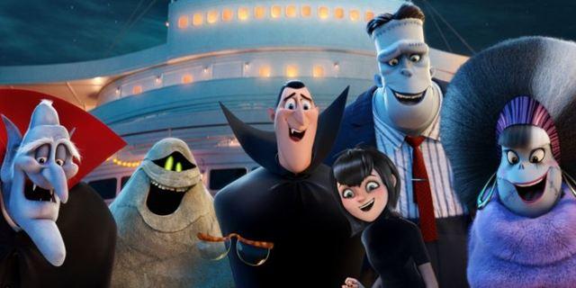 """Im neuen Trailer zu """"Hotel Transsilvanien 3 – Ein Monster Urlaub"""" geht Dracula auf Kreuzfahrt"""