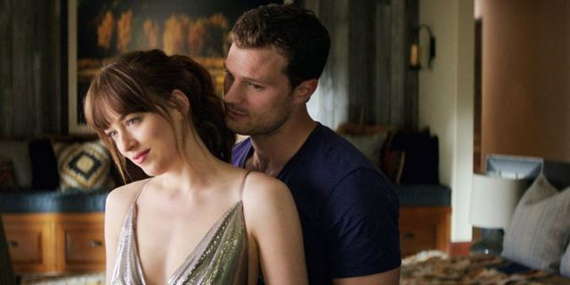 """Fifty Shades Of Grey 3"": Dakota Johnson hat Jamie Dornan Sex-Tipps gegeben"