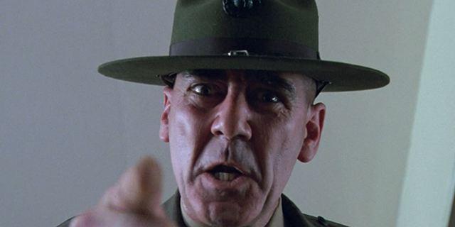 """Er war der legendäre Sergeant in """"Full Metal Jacket"""": R. Lee Ermey ist tot"""