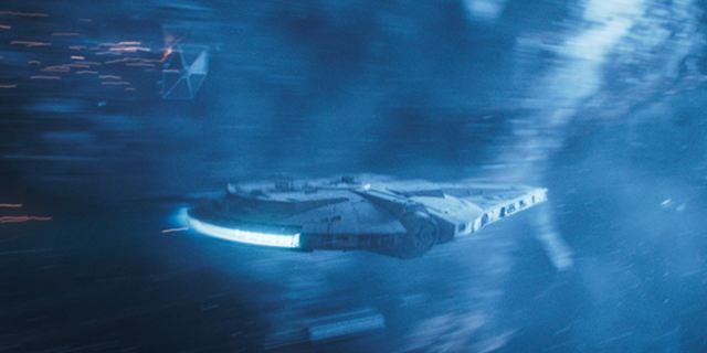 """Han lernt den Millennium Falken kennen: Fetziger neuer TV-Trailer zu """"Solo: A Star Wars Story"""""""