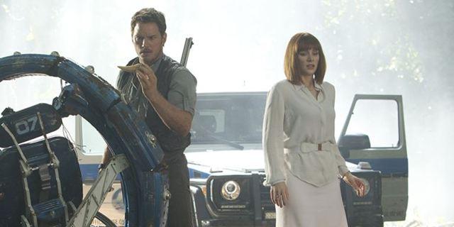 """""""Jurassic World 3"""" : Chris Pratt und Bryce Dallas Howard offiziell auch im dritten Teil der Reihe dabei"""