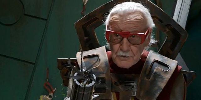 "In ""Avengers 3: Infinity War"" sehen wir den wohl lustigsten Stan-Lee-Cameo aller Zeiten"