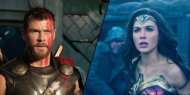 """Auch """"Thor 3"""" und """"Wonder Woman"""" in der Kritik: Geringste LGBTQ-Repräsentation in Hollywood seit Jahren"""