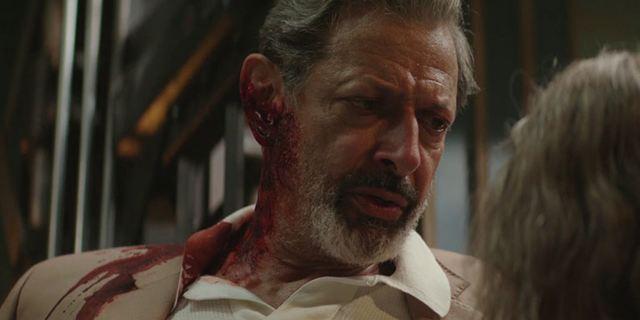 """Blutig, vulgär und mit Jeff Goldblum: Der härtere deutsche Trailer zur Sci-Fi-Ballerei """"Hotel Artemis"""""""