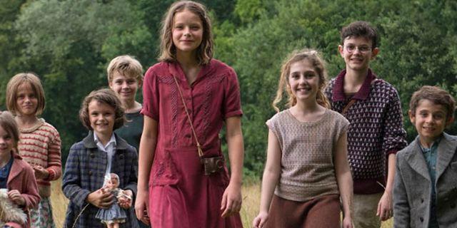 """Flucht vor den Nazis: Trailerpremiere zum Kriegsdrama """"Fannys Reise"""""""