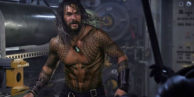 """Vor dem Trailer: Das erste Poster zu """"Aquaman"""" ist da!"""