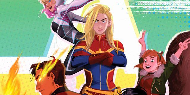 """Mit muslimischer Superheldin: Erster Trailer zu """"Marvel Rising: Initiation"""""""