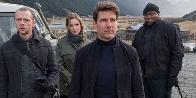 """Mission geglückt: """"Mission: Impossible 6"""" an der Spitze der Kinocharts, """"Mamma Mia 2"""" kämpft um Platz 2"""