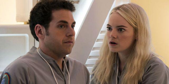 """Im langen Trailer zur Netflix-Serie """"Maniac"""" verlieren Jonah Hill und Emma Stone den Verstand"""