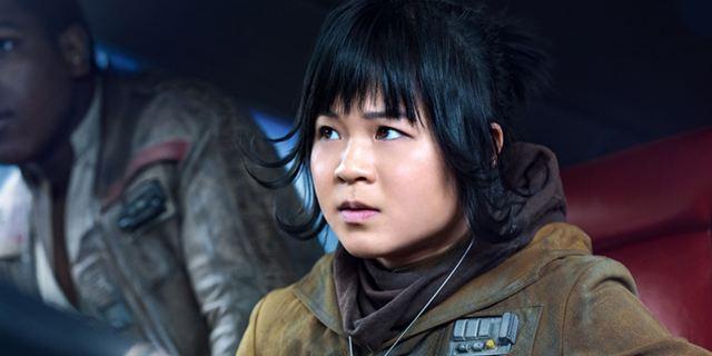 """Passende Antwort auf """"Star Wars""""-Trolle: Kelly Marie Tran schlägt zurück"""