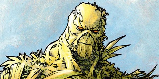 "Neben ""Titans"": Auch DC-Universe-Serie ""Swamp Thing"" ohne Jugendfreigabe"