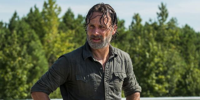 """The Walking Dead"": Verraten diese Episodentitel, wann Rick in Staffel 9 stirbt?"