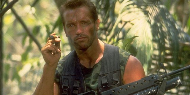 """Badass: So hätte das Finale von """"Predator - Upgrade"""" mit Arnold Schwarzenegger aussehen sollen"""