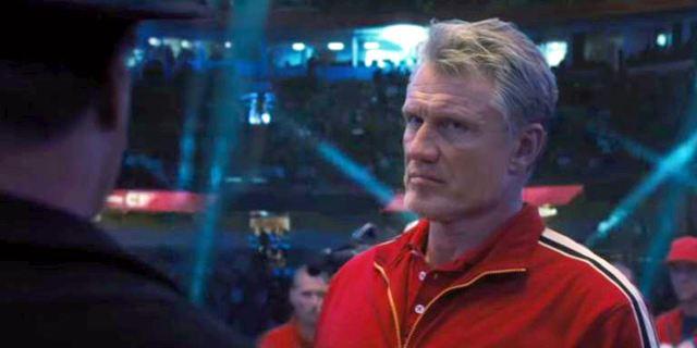 """Neues """"Creed II""""-Poster mit Dolph Lundgren kündigt Kampf der Generationen an"""