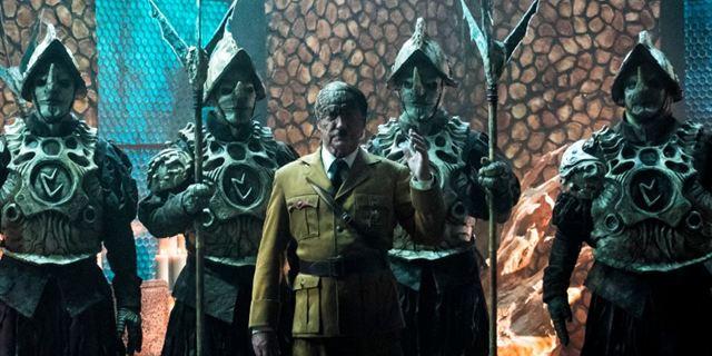 """Mit Hitler auf 'nem Dino: Deutscher Trailer zu """"Iron Sky 2: The Coming Race"""""""