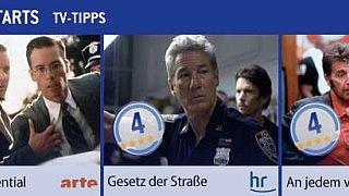 Die FILMSTARTS-TV-Tipps (27. Januar bis 2. Februar)