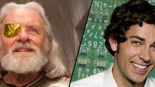 """Anthony Hopkins und Zachary Levy sprechen über """"Thor 2"""""""