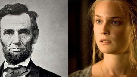 """The Green Blade Rises"": Diane Kruger wird Abraham Lincolns Stiefmutter"