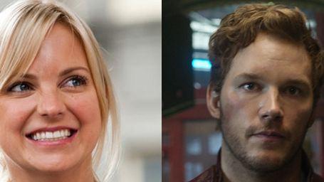 """""""Guardians Of The Galaxy""""-Star Chris Pratt datet Anna Faris in der romantischen Komödie """"Vacation Friends"""""""