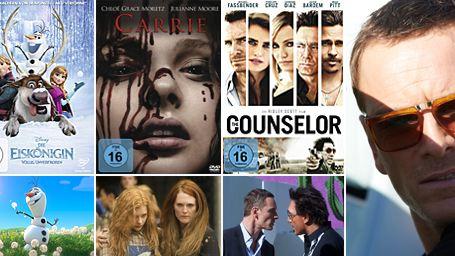 Die FILMSTARTS-DVD-Tipps (30. März bis 5. April 2014)
