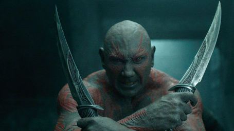 """Gerücht: """"Guardians Of The Galaxy""""-Star Dave Bautista auch in """"The Avengers 3"""" dabei"""