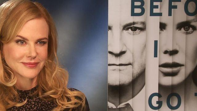 """Die Oscar-Gewinnerin steht auf Twists: Exklusives FILMSTARTS-Interview zu """"Ich.Darf.Nicht.Schlafen."""" mit Nicole Kidman und Regisseur Rowan Joffe"""