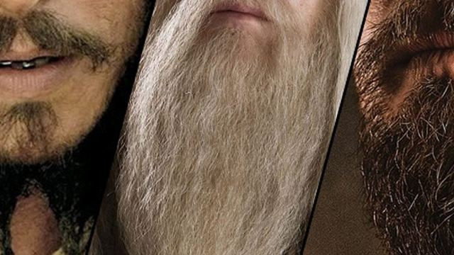 Movember-Quiz: Kannst du diese berühmten Film-Bärte ihren Besitzern zuordnen?