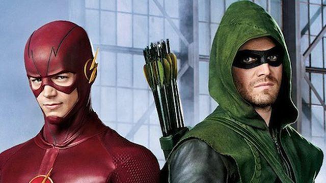 """""""Superhero Fight Club"""": Bösewichte gegen Helden und keine Regeln im coolen Trailer zu """"Arrow"""" und """"The Flash"""""""