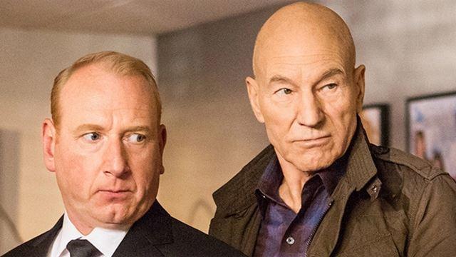 """Nachrichten und Koks: Erster langer Trailer zur Comedyserie """"Blunt Talk"""" mit Patrick Stewart"""