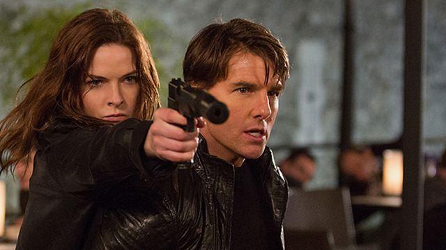 """""""Mission: Impossible"""" erfolgreich: Tom Cruise vertreibt die """"Minions"""" von der Spitze der deutschen Kinocharts"""