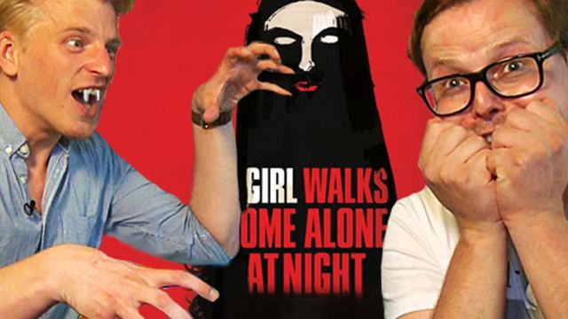 """Der Vampir von Bad City: Die FILMSTARTS Heimkino-Ecke mit """"Monsters: Dark Continent"""" & """"A Girl Walks Home Alone At Night"""""""
