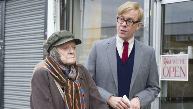 """""""The Lady In The Van"""": Erster deutscher Trailer zur britischen Tragikomödie mit Oscar-Preisträgerin Maggie Smith"""