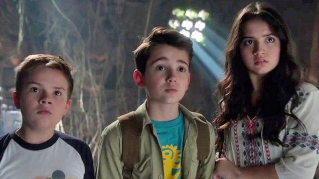 """""""Indiana Jones"""" für Kinder: Neuer Trailer zum Familienfilm """"Legends Of The Hidden Temple"""" mit """"Transformers 5""""-Star Isabela Moner"""