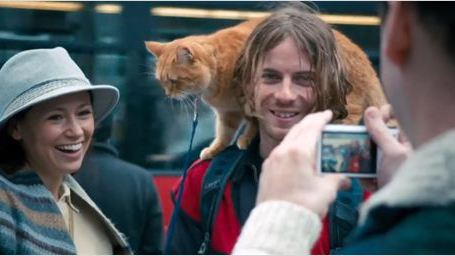 """Vorschau auf die Katzenkamera in einem exklusiven Video aus """"Bob, der Streuner"""""""