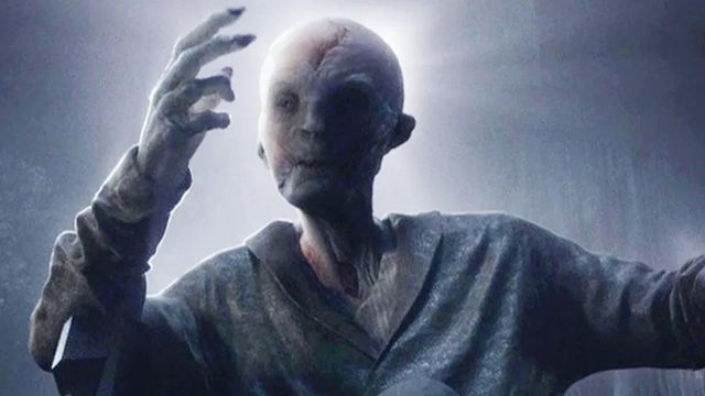 """""""Star Wars"""": Neue Details zur Herkunft von Supreme Leader Snoke"""