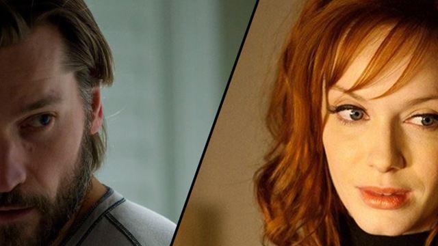 """Brian De Palmas """"Domino"""": Nikolaj Coster-Waldau und Christina Hendricks im Gespräch für den Action-Thriller"""