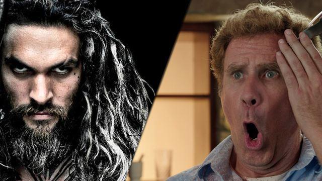 """""""Galaxy Quest"""" trifft """"Ocean's Eleven"""": Will Ferrell und Jason Momoa knüpfen in neuer Komödie Familienbande"""
