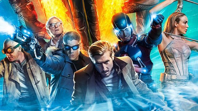 """Legends Of Tomorrow"": Julius Caesar im neuen Trailer zur 3. Staffel der Superhelden-Serie"