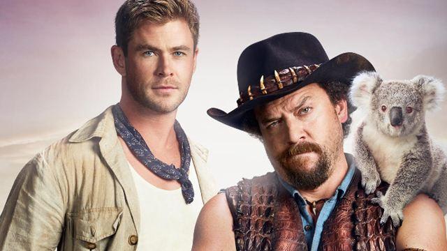 """Doch keine """"Crocodile Dundee""""-Fortsetzung: Teaser wohl nur Teil eines Werbespots"""