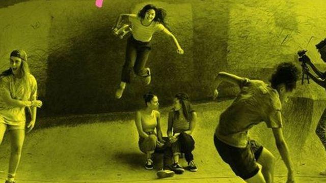 """""""Skate Or Die, Bitch!"""": Trailer zum R-Rated-Skater-Drama """"Skate Kitchen"""" mit Jaden Smith"""
