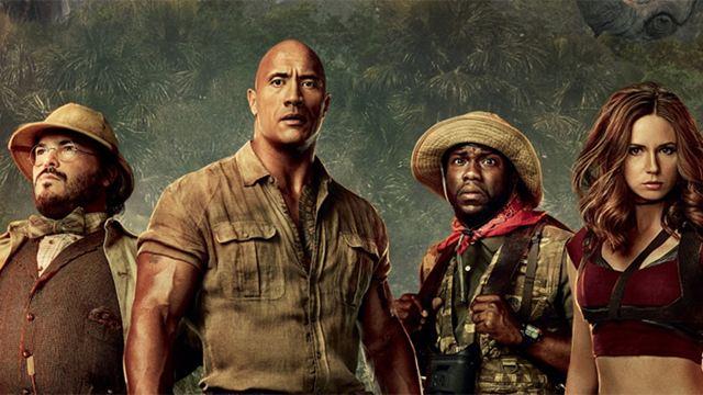 """Nur heute bei Amazon: """"Jumanji 2"""", """"Paddington 2"""" und weitere Film-Highlights für 99 Cent"""