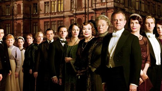 "Kleine ""Harry Potter""-Reunion im ""Downton Abbey""-Kinofilm"