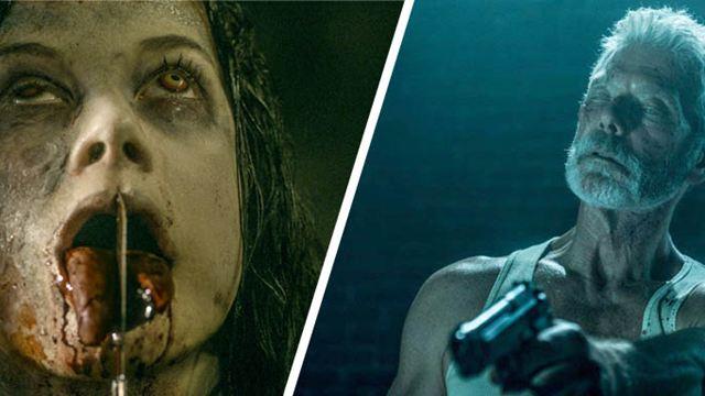 """Für einen von beiden sieht es gut aus: So steht es um """"Evil Dead 2"""" und """"Don't Breathe 2"""""""