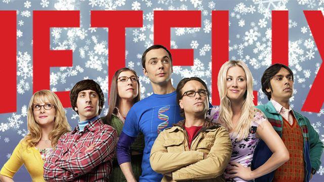 """Bei Netflix: Das sind die Weihnachtsfolgen von """"Big Bang Theory"""", """"Friends"""" & Co."""