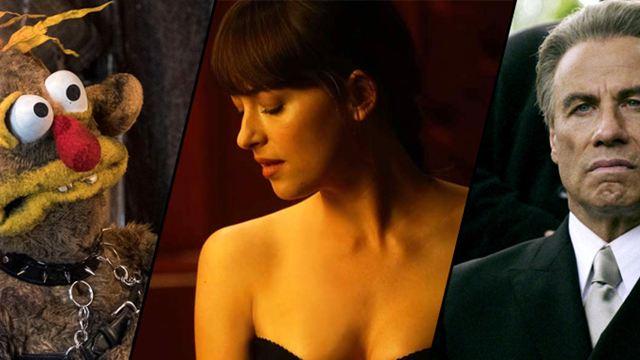 """Goldene Himbeere 2019: Diese Filme haben größere Chancen auf den Anti-Oscar als """"Fifty Shades Of Grey 3"""""""
