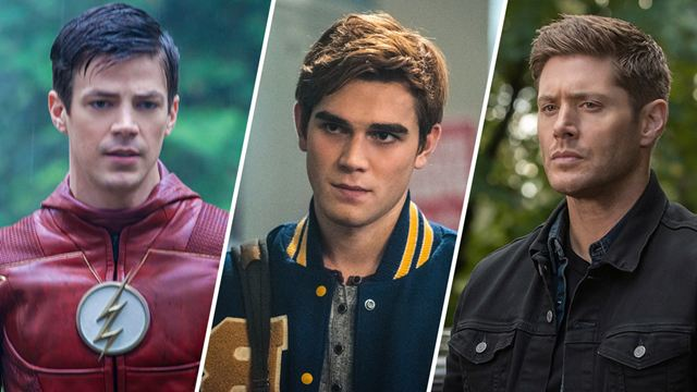 """""""The Flash"""", Netflix-Hit """"Riverdale"""" & """"Supernatural"""": Weitere Staffeln für gleich 10 Serien"""
