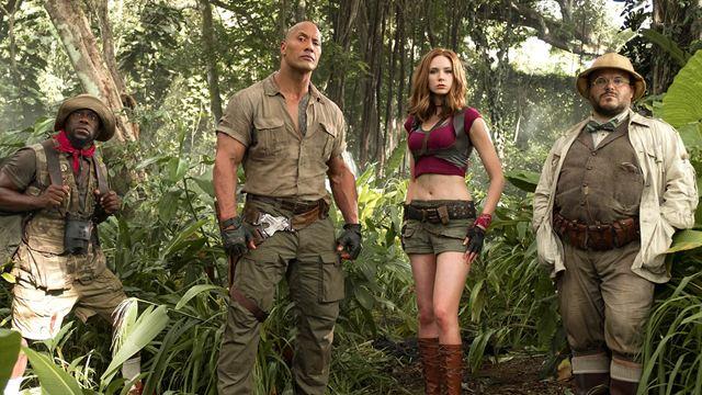 "Erstes Bild zum neuen ""Jumanji"": Dwayne Johnson verkündet Drehstart des ""Willkommen im Dschungel""-Sequels"